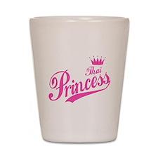 Thai Princess Shot Glass