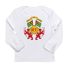 Togo Coat Of Arms Long Sleeve Infant T-Shirt