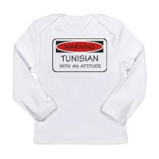 Attitude Tunisian Long Sleeve Infant T-Shirt