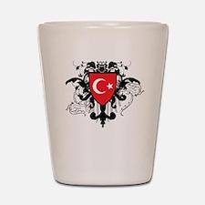 Stylish Turkey Shot Glass