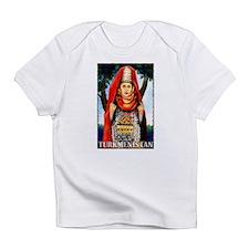 Vintage Turkmenistan Art Infant T-Shirt
