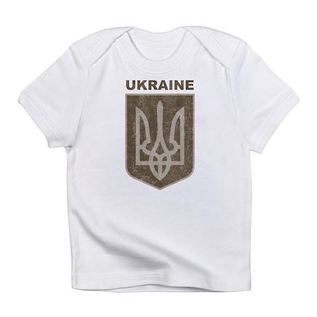 Vintage Ukraine Infant T-Shirt