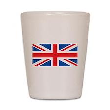 Classic Union Jack Shot Glass