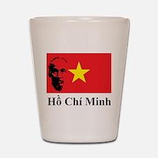 Ho Chi Minh Shot Glass