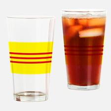 South Vietnam Flag 1955 Pint Glass