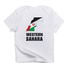 Western Sahara Infant T-Shirt