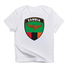 Zambia Infant T-Shirt