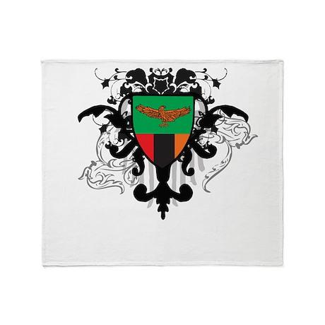 Stylish Zambia Throw Blanket