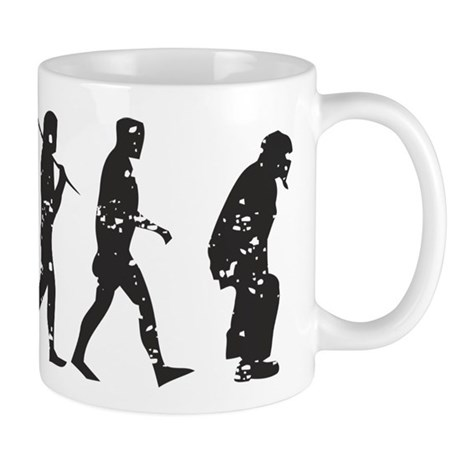 Evolution Umpire Mug