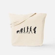 Evolution Umpire Tote Bag