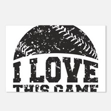 I Love This Game Postcards (Package of 8)