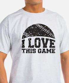 I Love This Game T-Shirt