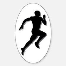 The Runner Decal