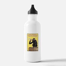 Drinking Monkey Water Bottle