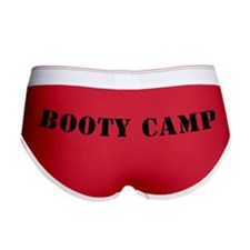 Booty Camp !! Women's Boy Brief