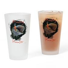 Musky hunter,3 Pint Glass