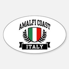 Amalfi Coast Italy Decal