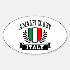 Amalfi Coast Italy Decal