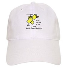 MCS Canary Baseball Cap