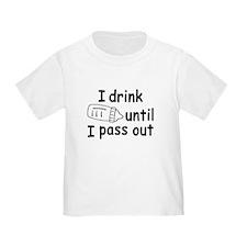 I Drink T
