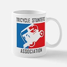 Tricycle Stunters Association Mug
