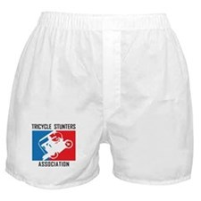 Tricycle Stunters Association Boxer Shorts