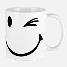 Smiley wink Mug