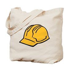 Hard hat construction helmet Tote Bag