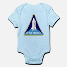 Original Space Shuttle Insignia Infant Bodysuit