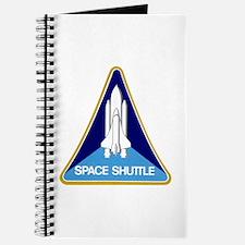 Original Space Shuttle Insignia Journal
