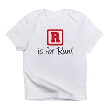 R Is For Run Infant T-Shirt