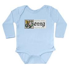 Kenny Celtic Dragon Long Sleeve Infant Bodysuit