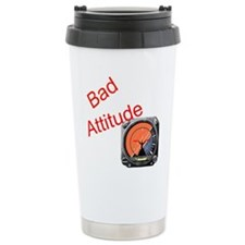 Bad Attitude Travel Mug