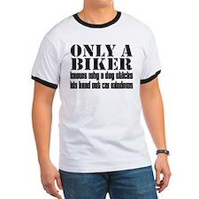 Only a Biker T