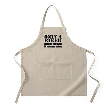 Only a Biker Apron