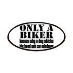 Only a Biker Patches