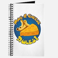 Mac & Cheese Rules Journal