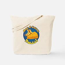 Mac & Cheese Rules Tote Bag