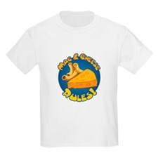 Mac & Cheese Rules T-Shirt