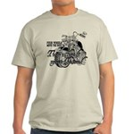 Two wheels move the soul Light T-Shirt