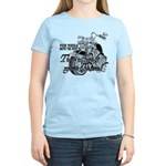 Two wheels move the soul Women's Light T-Shirt
