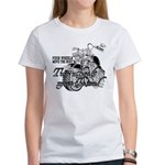 Two wheels move the soul Women's T-Shirt