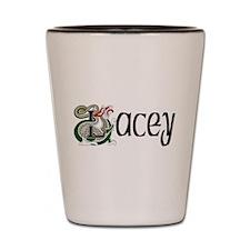 Lacey Celtic Dragon Shot Glass