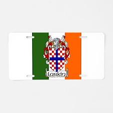 Larkin Arms Tricolour Aluminum License Plate