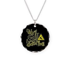 I didn't Fall!!! - Necklace