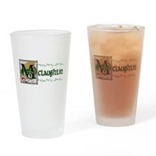 McLaughlin Celtic Dragon Pint Glass