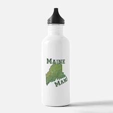 Maine Man Water Bottle