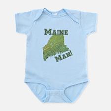 Maine Man Infant Bodysuit