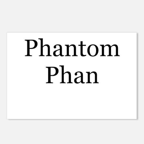 Phan Postcards (Package of 8)