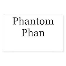 Phan Rectangle Decal